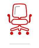 ikona kanceláře
