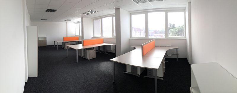 Kanceláře Plynárenská 671, Kolín