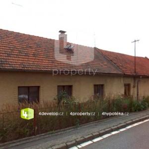 Prodej rodinného domu 90m2 Uhlířské Janovice